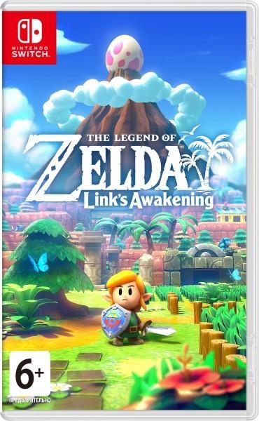 The Legend of Zelda: Link's Awakening б/в SWITCH