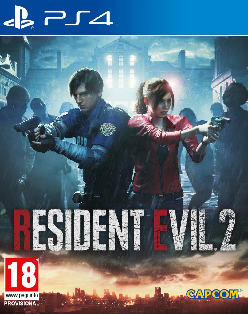 RESIDENT EVIL 2 | RE2 PS4