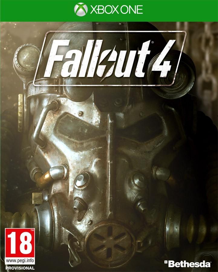 Fallout 4 б/у XONE