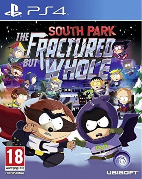 South Park The Fractured but Whole б/у PS4