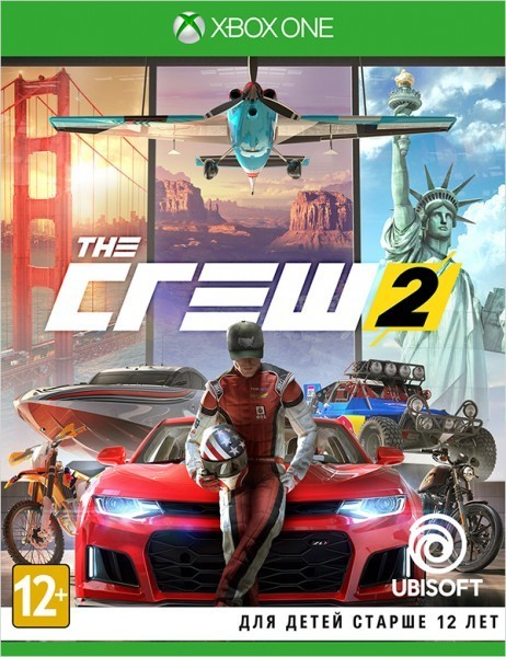 THE CREW 2 б/в XONE