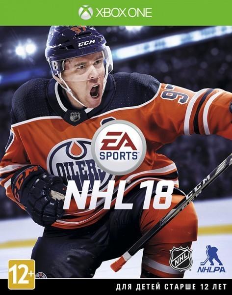 NHL 18 б/в XONE