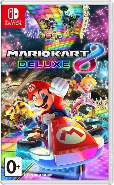 Mario Kart 8 Deluxe б/в SWITCH