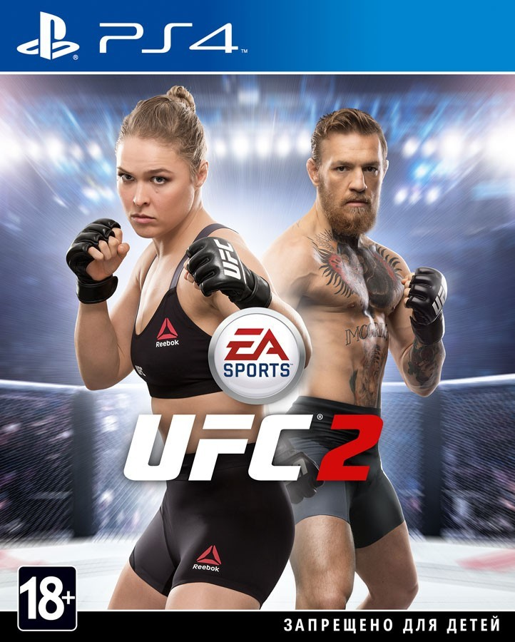 EA Sports UFC 2 б/в PS4