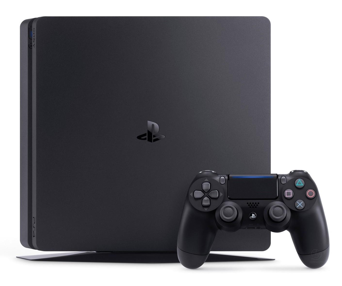 Sony PlayStation 4 Slim 1TB Black б/в