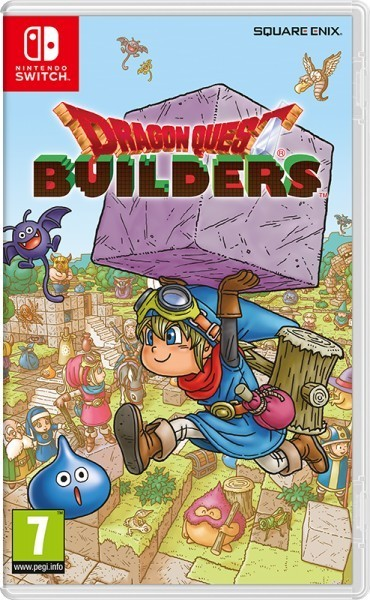 Dragon Quest Builders б/в SWITCH