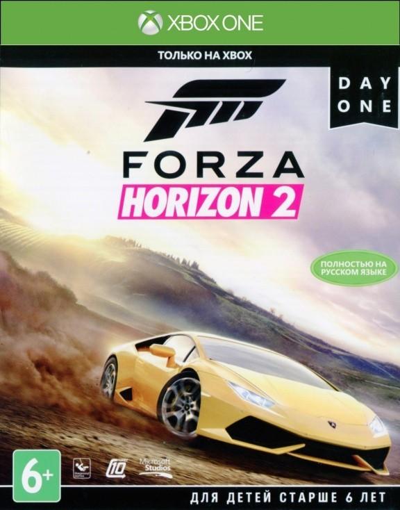 Forza Horizon 2 б/в XONE