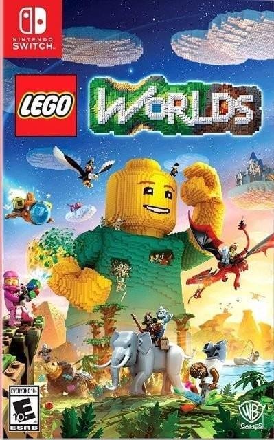 LEGO Worlds б/в SWITCH