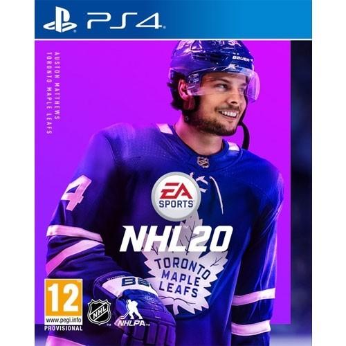 NHL 20 б/в PS4