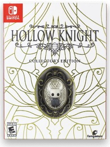 Hollow Knight Collector's Edition SWITCH