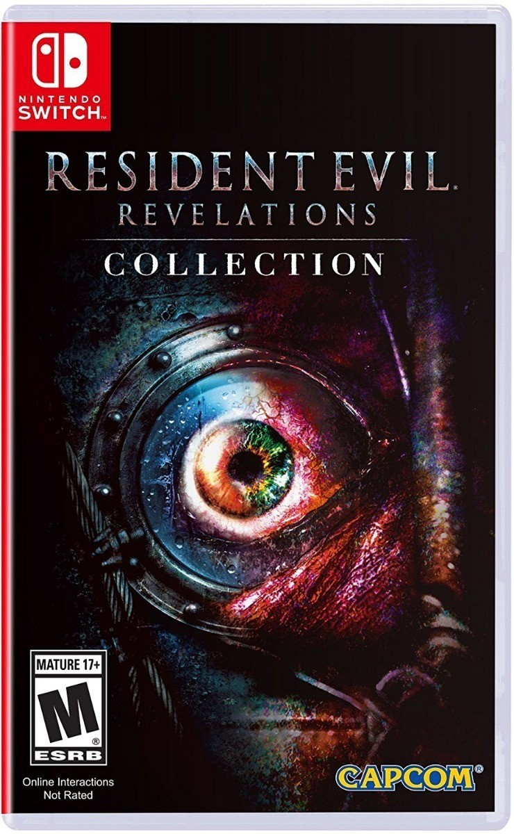 Resident Evil Revelations Collection | RE Revelation Collection б/в SWITCH