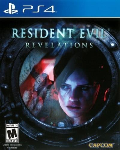 Resident Evil Revelations | RE Revelations б/в PS4