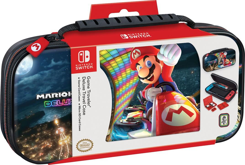 Защитный чехол Nintendo Switch Mario Kart 8 Deluxe Travel Case SWITCH