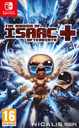 The Binding of Isaac Afterbirth+ SWITCH