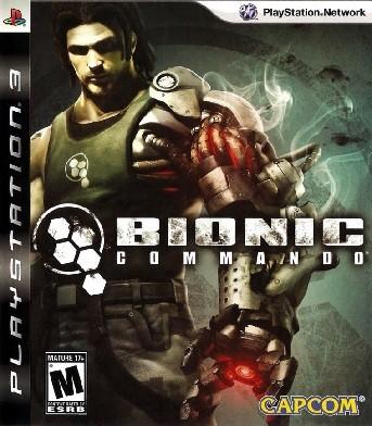 Bionic Commando б/в