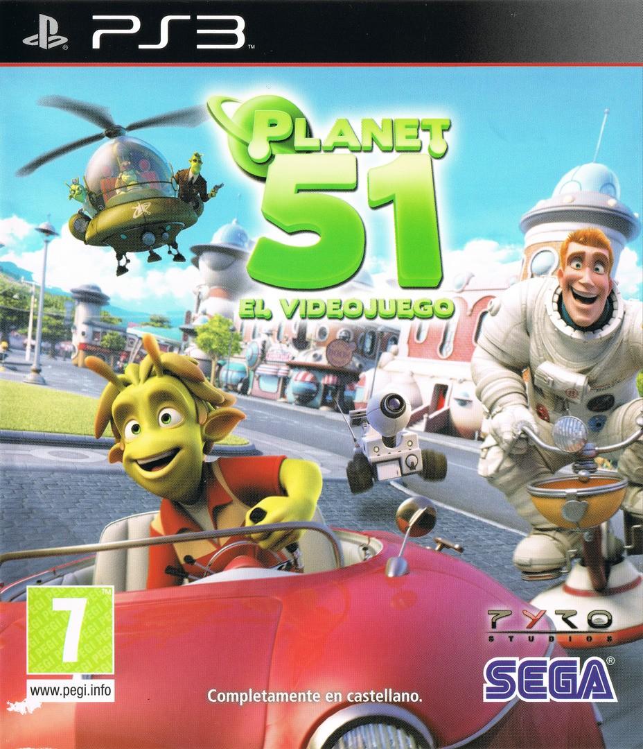 Planet 51 б/в PS3