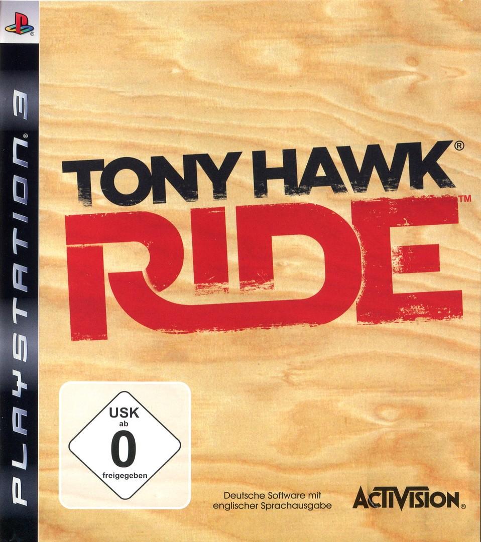 Tony Hawk RIDE (Тільки гра) б/в PS3