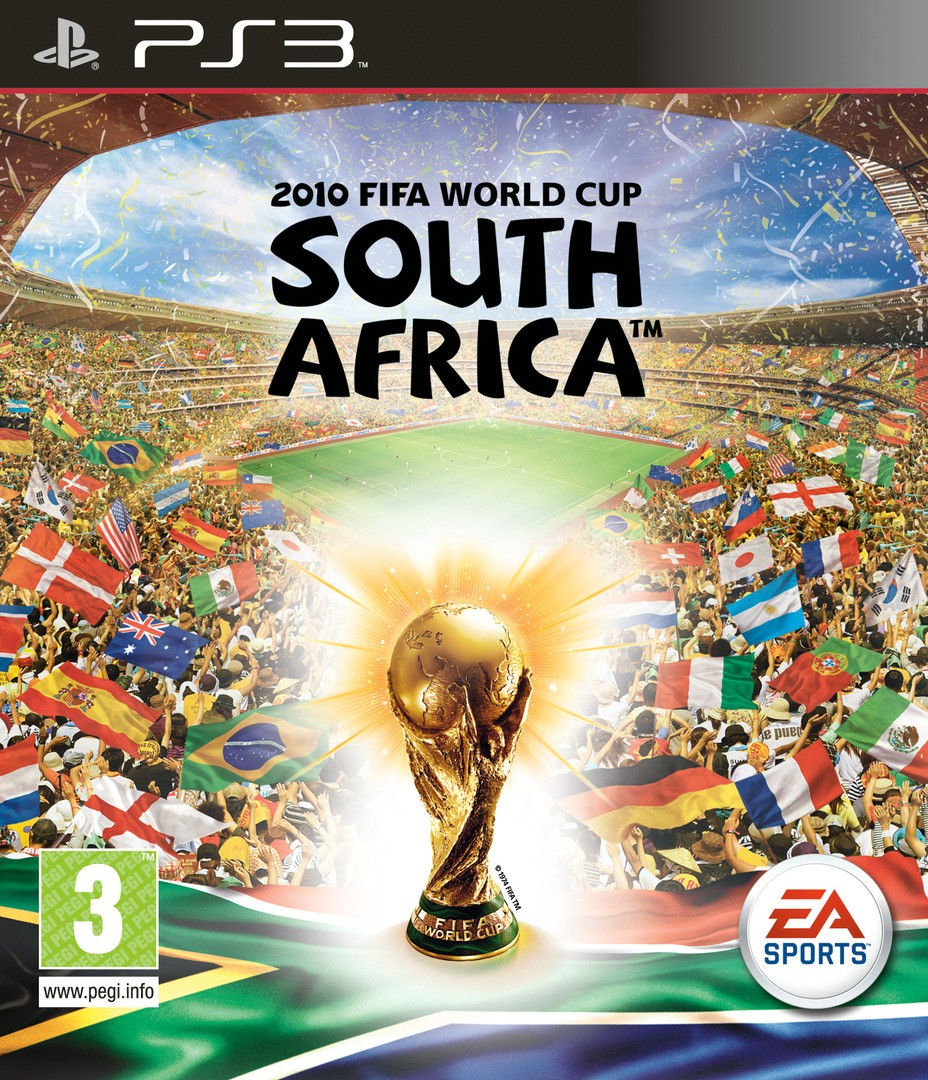 2010 FIFA World Cup South Africa б/в PS3