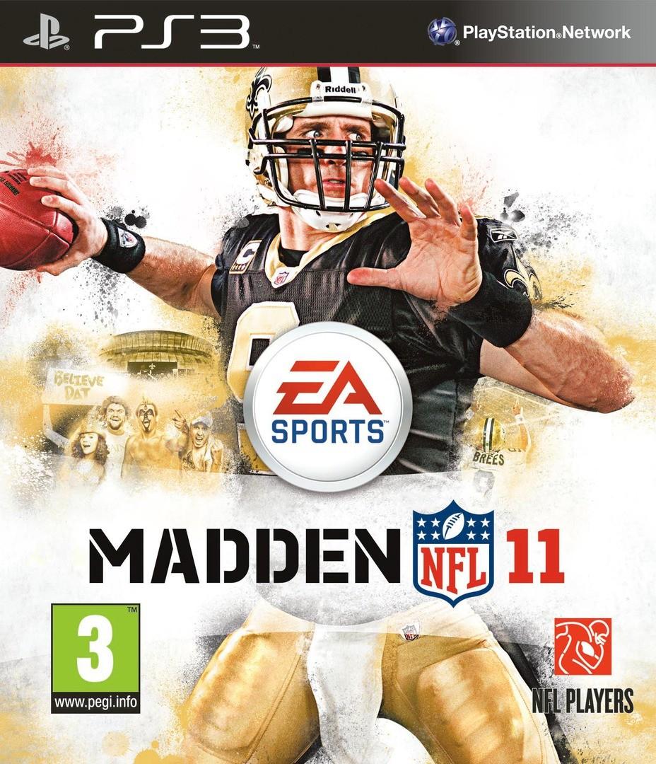 Madden NFL 11 б/в PS3