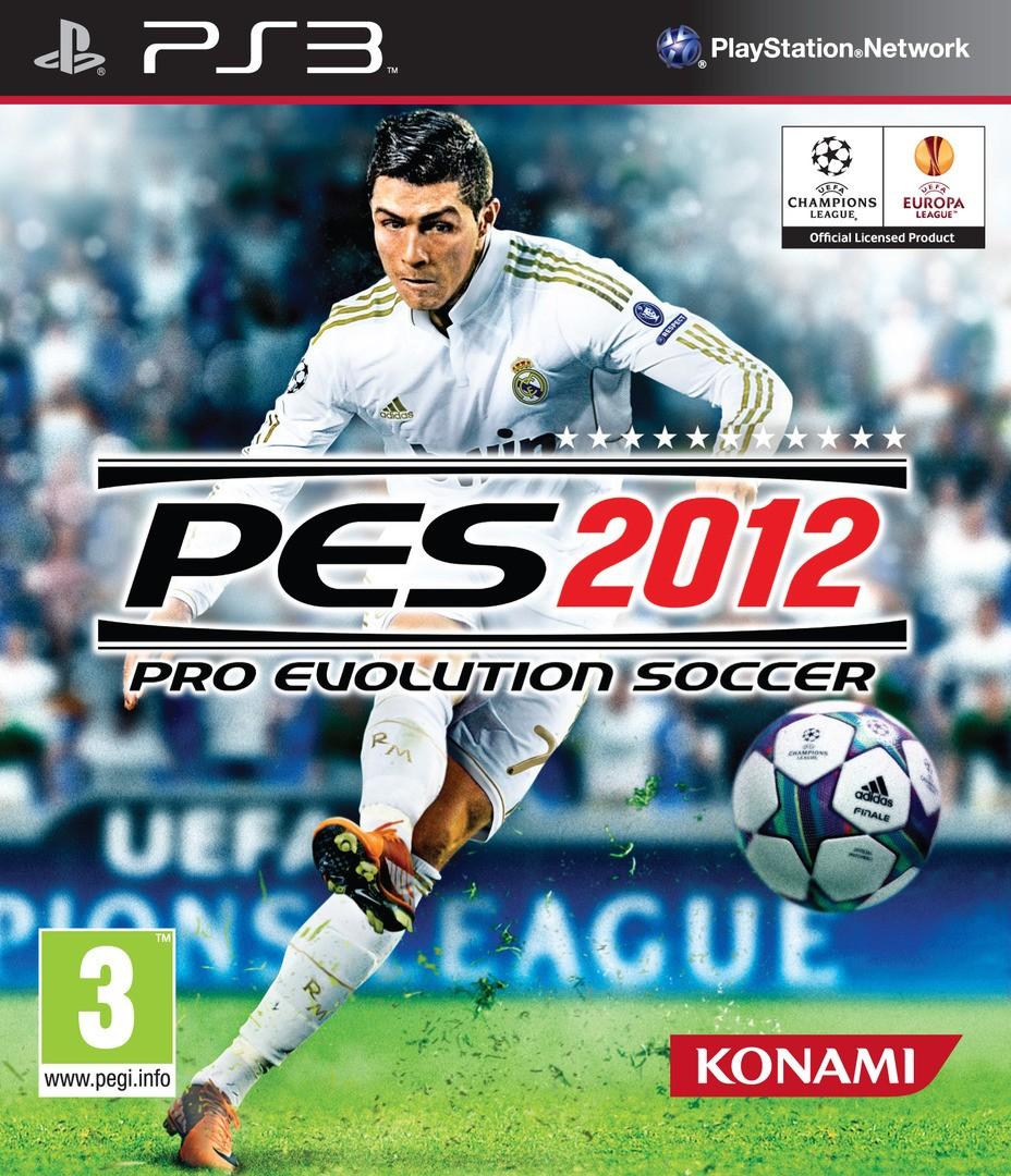 Pro Evolution Soccer 2012 | PES 2012 PS3