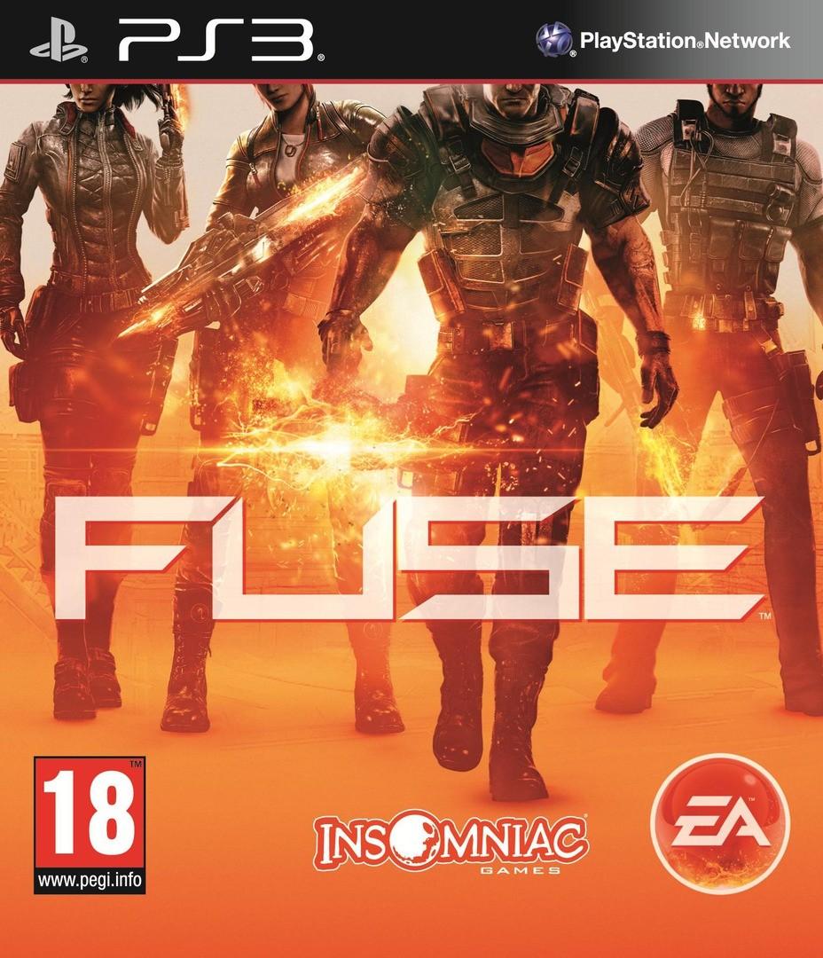 FUSE б/в PS3