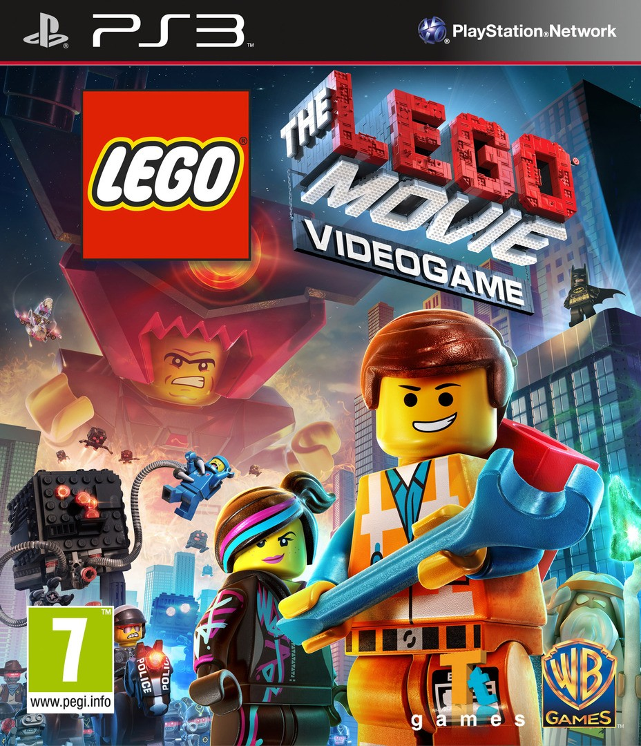 The LEGO Movie Videogame | LEGO Фильм PS3