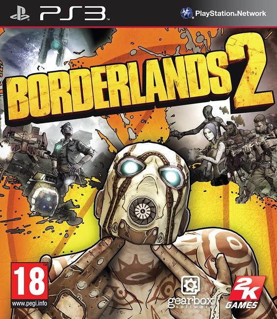 Borderlands 2 б/у PS3