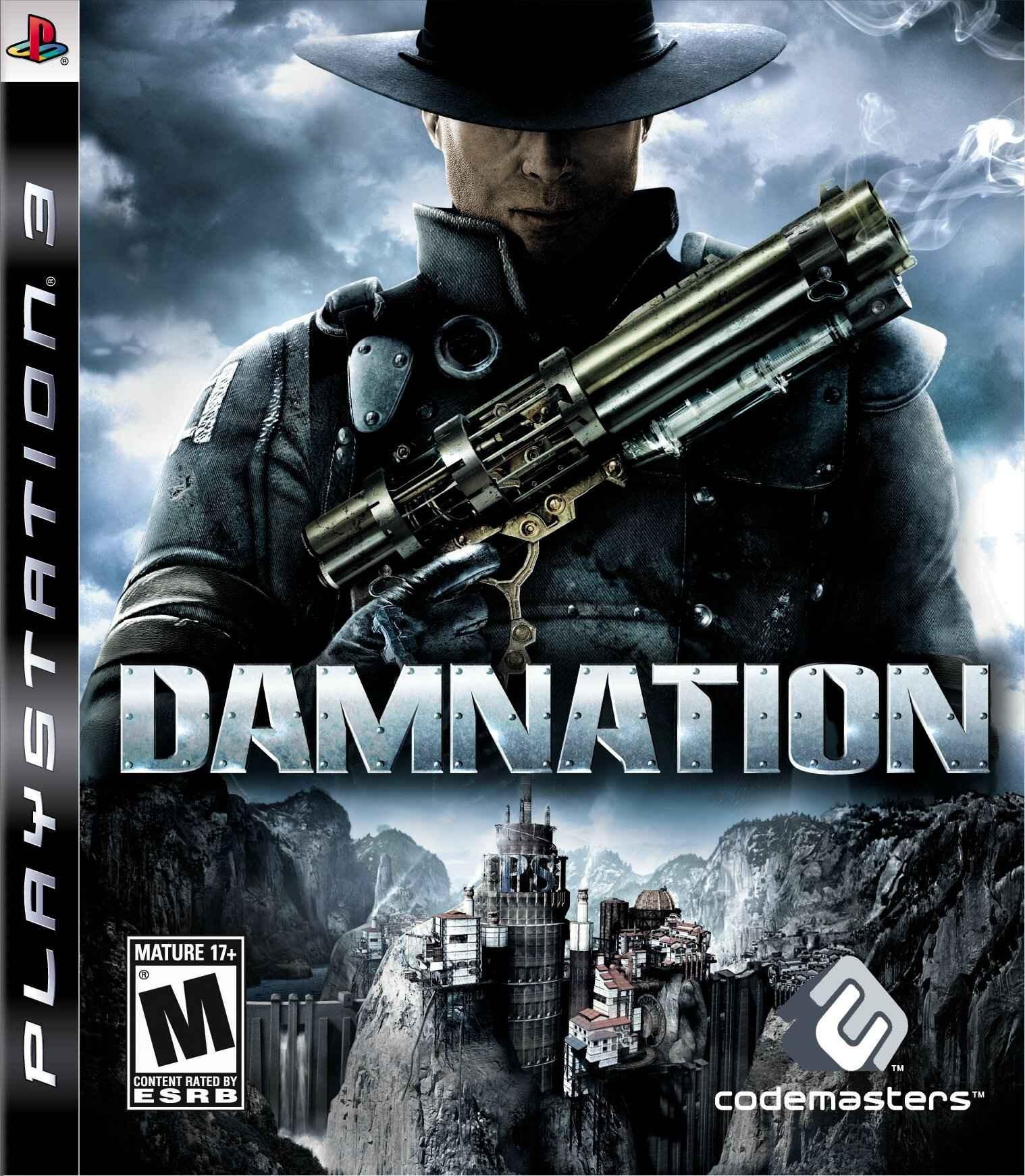 Damnation б/у PS3