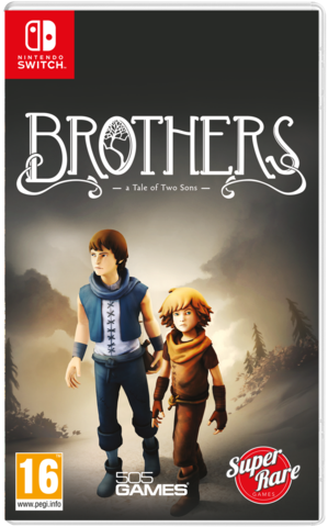 Brothers A Tale of Two Sons SWITCH