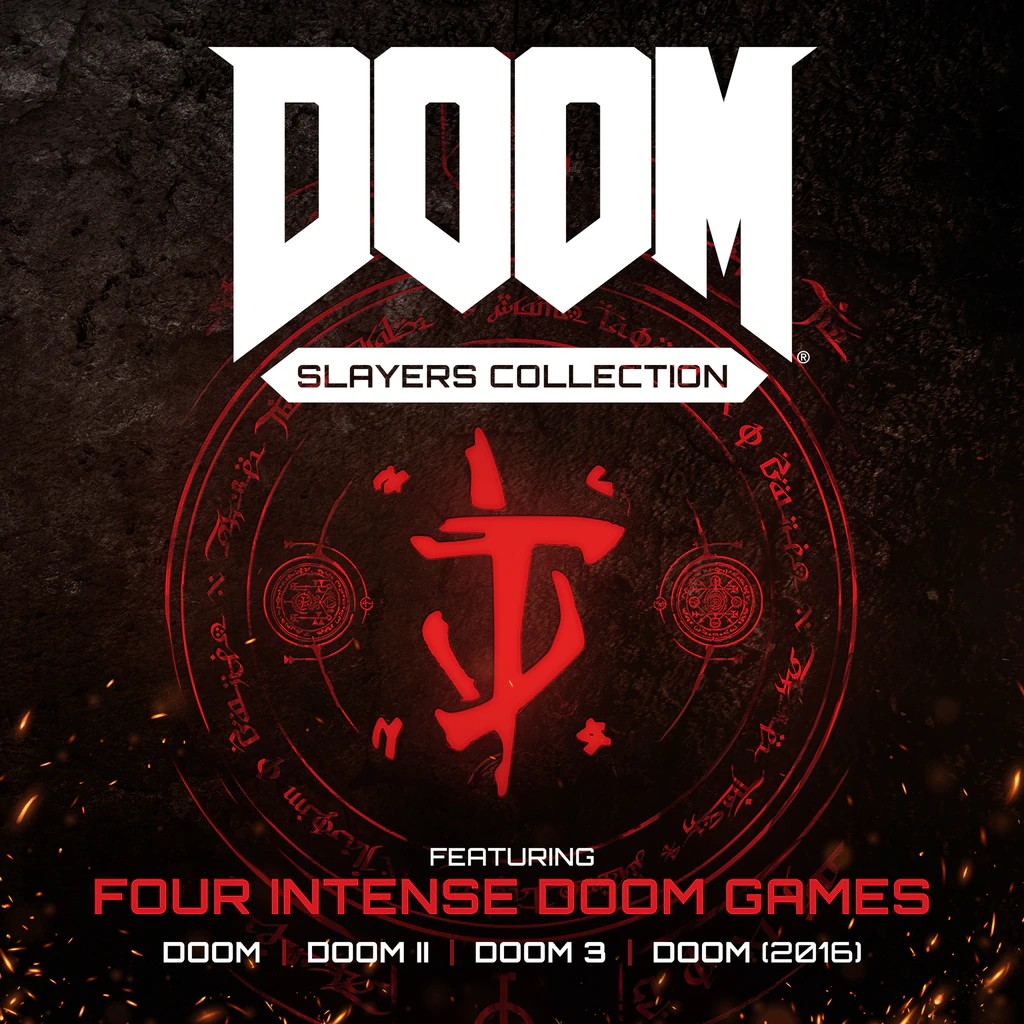 Прокат DOOM Slayers Collection від 7 днів PS4