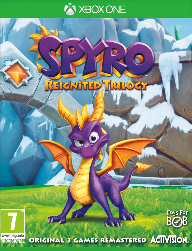 Spyro Reignited Trilogy XONE