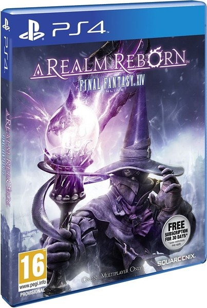 Final Fantasy XIV A Realm Reborn | Final Fantasy 14 PS4
