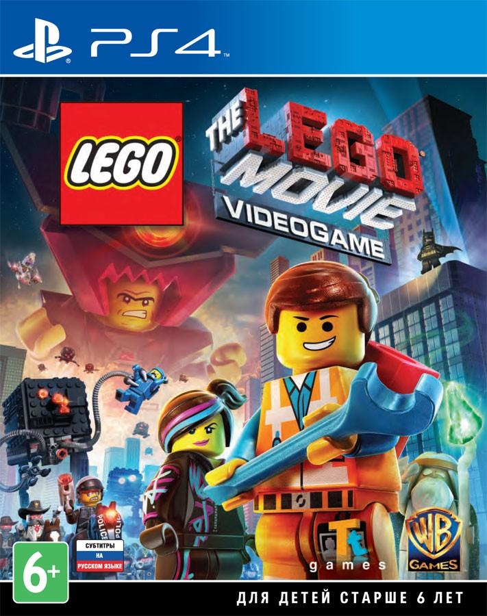 The LEGO Movie Videogame | LEGO Фильм б/у PS4