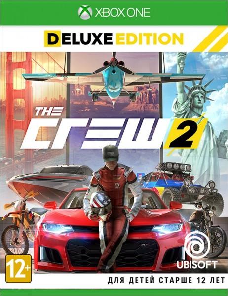 THE CREW 2. DELUXE EDITION XONE