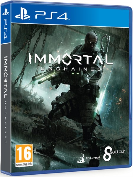 Immortal: Unchained PS4
