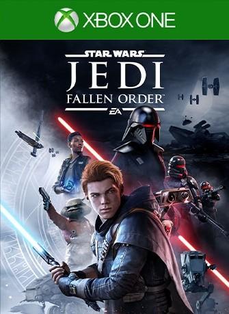 Зоряні Війни Джедаї Полеглий Орден | Star Wars Jedi Fallen Order XONE
