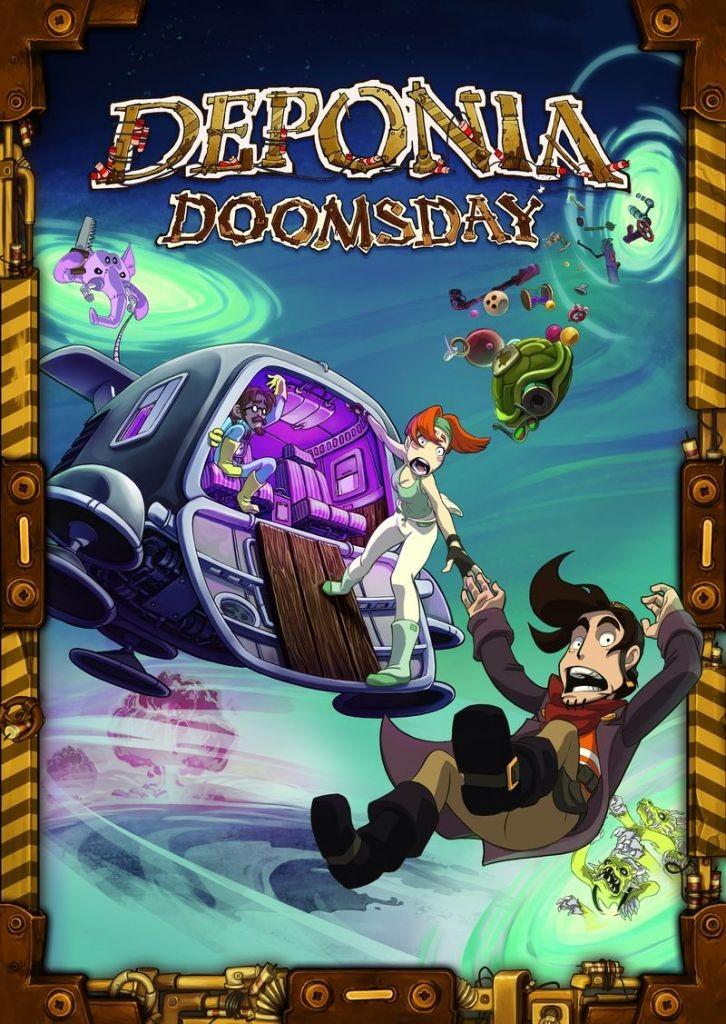 Deponia Doomsday PC DIGITAL