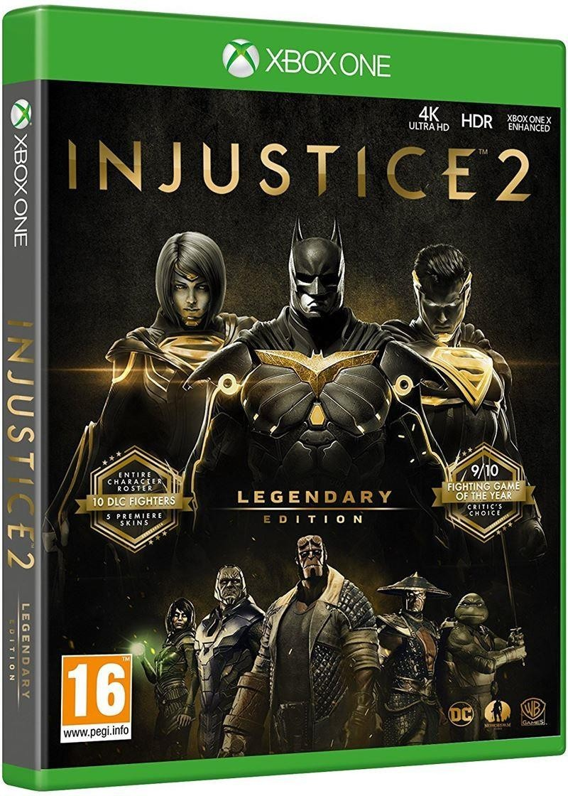 Injustice 2. Legendary Edition XONE