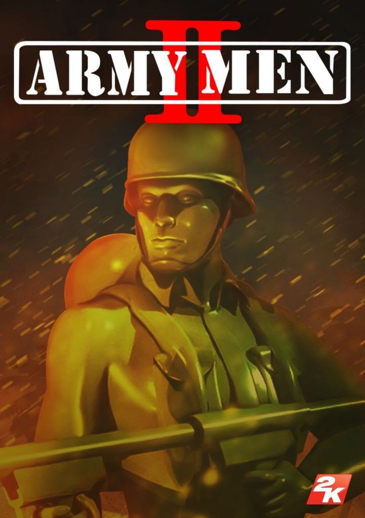 Army Men II PC DIGITAL