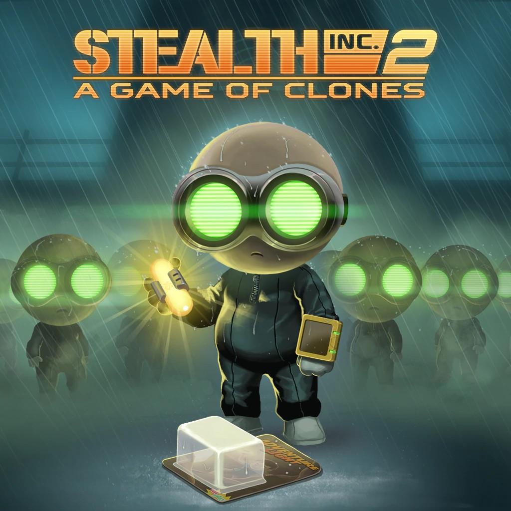 Прокат Stealth Inc 2 A Game of Clones від 7 днів PS4/PS3/PSV