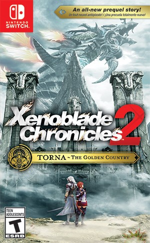 Xenoblade Chronicles 2 Torna ~ The Golden Country SWITCH
