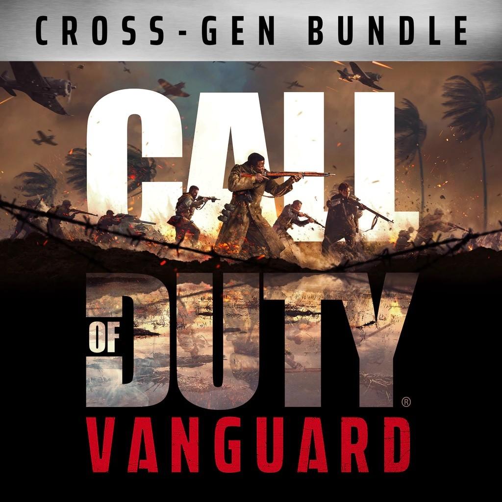 Прокат Call of Duty Vanguard Cross-Gen Edition | Два поколения от 7 дней PS4/PS5