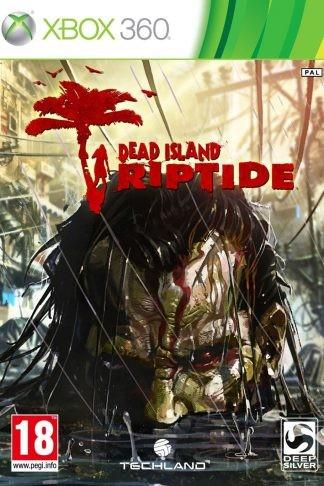 Dead Island Riptide б/в X360