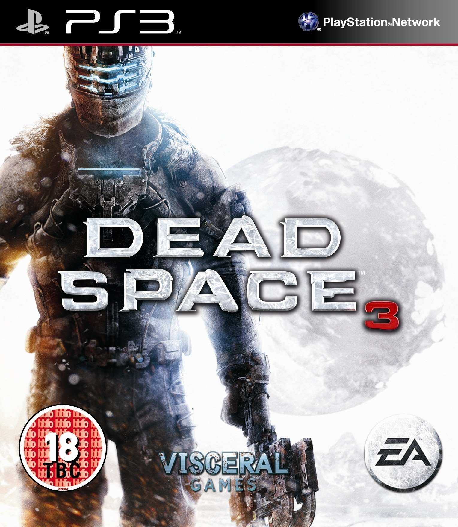 Dead Space 3 б/у PS3