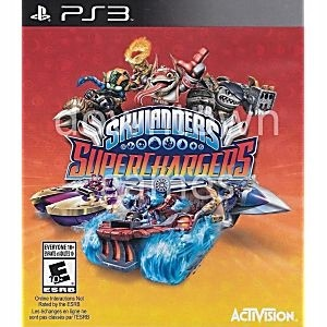 Skylanders SuperChargers б/в PS3