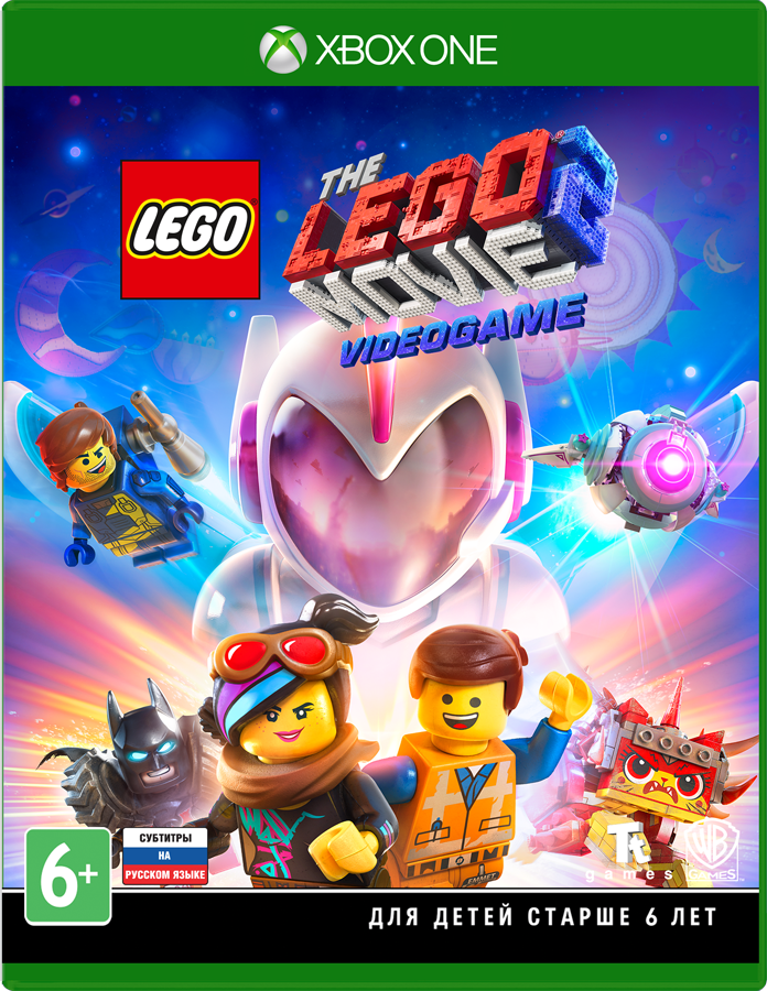 THE LEGO MOVIE 2 VIDEOGAME | LEGO Фильм 2 XONE