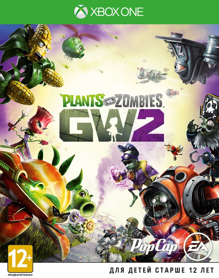 Plants vs. Zombies Garden Warfare 2 XONE