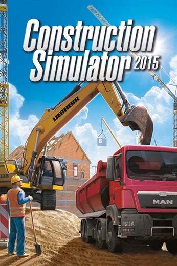 Construction Simulator 2015 PC DIGITAL