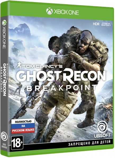 Tom Clancy's Ghost Recon Breakpoint XONE