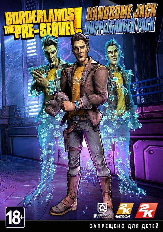 Borderlands: The Pre-Sequel! - Набір «Двійник Красеня Джека» PC DIGITAL